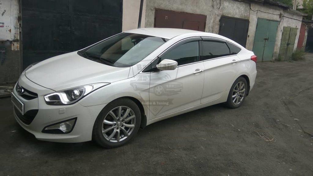 Шумоизоляция Hyundai i40