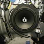Замена акустики в Mitsubishi Delica D:5