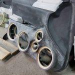 Громкий фронт на Subaru Impreza